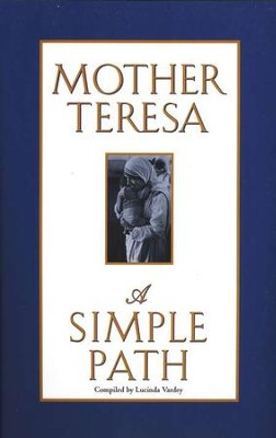 A Simple Path   -     By: Mother Teresa