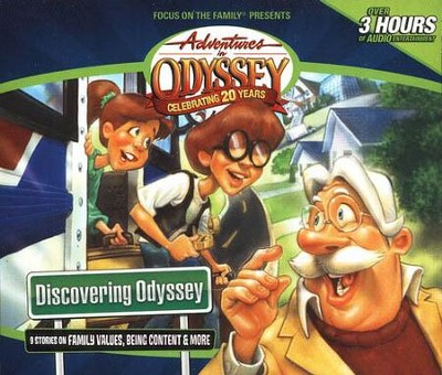 Adventures in Odyssey ® Discovering Odyssey  -