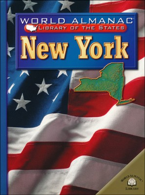 New York: World Almanac Library of the States Series    -     Edited By: Jackie Ball, Kristen Behrens