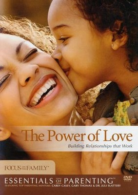 The Power of Love: Building Relationships That Work (DVD & CD-ROM)   -     By: Focus on the Family
