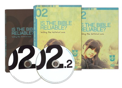 TrueU #2: Is The Bible Reliable? DVD   -