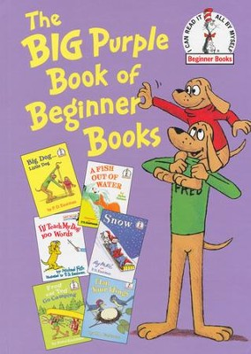 The Big Purple Book of Beginner Books   -     By: Helen Palmer, Eastman Roy McKie
