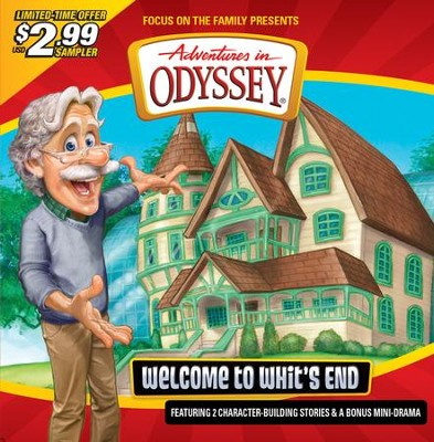 Adventures in Odyssey® Sampler: Welcome To Whit's End   -