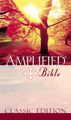 Amplified Bible - eBook  -