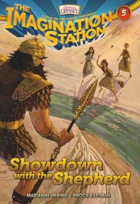 Adventures in Odyssey The Imagination Station ® #5: Showdown with the Shepherd  -     By: Marianne Hering, Brock Eastman