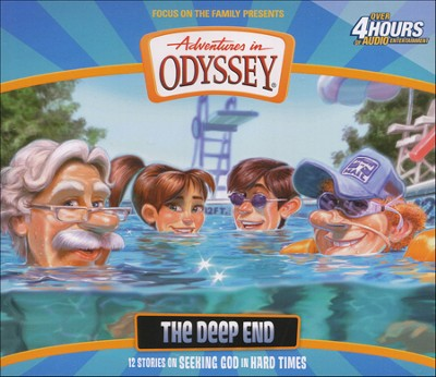 Adventures in Odyssey® #55: The Deep End   -