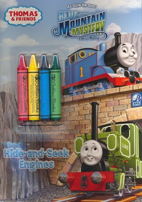 Hide-and-Seek Engines (Thomas & Friends)  -     By: Rev. W. Awdry     Illustrated By: Jim Durk