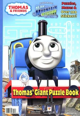 Thomas' Giant Puzzle Book (Thomas & Friends)  -     By: Rev. W. Awdry     Illustrated By: Jim Durk