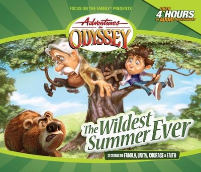 Adventures in Odyssey® #2: The Wildest Summer Ever   -     By: AIO Team