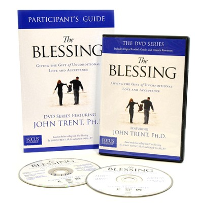 The Blessing DVD-Based Conversation Kit - Slightly Imperfect  -     By: John Trent