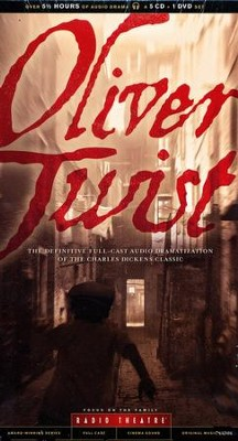 Radio Theatre: Oliver Twist (Audio-Drama with Video Documentary)   -     By: Focus on the Family