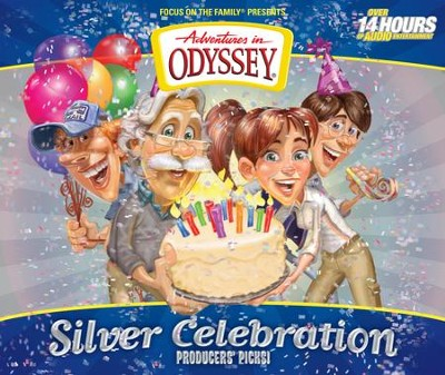 Adventures in Odyssey ® Silver Celebration  -     By: AIO Team