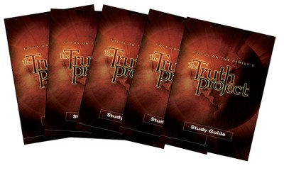 The Truth Project Study Guide - 5 pack   -