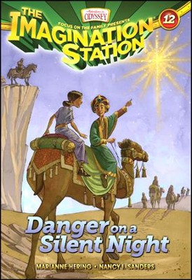 Adventures in Odyssey: Imagination Station Book #12 - Danger On a Silent Night  -     By: Marianne Hering & Nancy I. Sanders