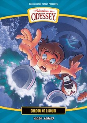 Adventures in Odyssey Video: # 4, Shadow of a Doubt  -
