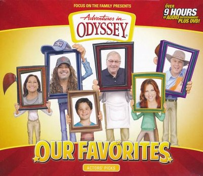 Adventures in Odyssey ® Our Favorites  -