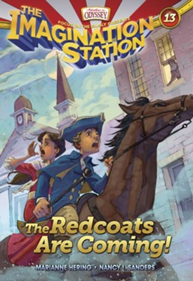 Adventures in Odyssey The Imagination Station ® #13: The Redcoats are Coming!  -