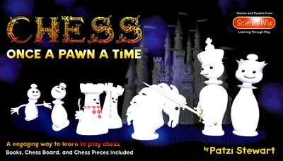 Chess: Once a Pawn a Time Game   -     By: Patzi Stewart