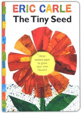 Tiny Seed  -     By: Eric Carle