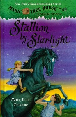 Magic Tree House #49: Stallion by Starlight - Slightly Imperfect  -     By: Mary Pope Osborne     Illustrated By: Sal Murdocca