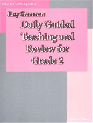 Easy Grammar Daily Review Grade 2   -     By: Wanda Phillips