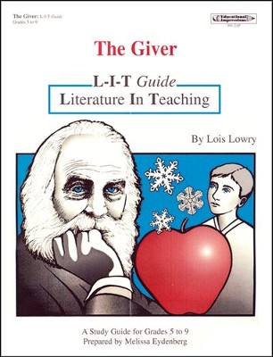 The Giver L-I-T Study Guide   -