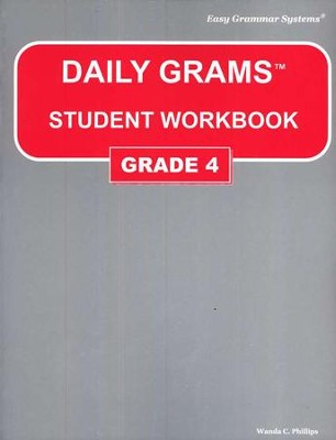 Daily Grams Grade 4 Workbook   -     By: Wanda Phillips