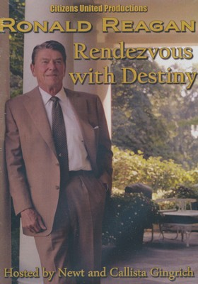 Ronald Reagan: Rendezvous with Destiny, DVD   -     By: Newt Gingrich, Callista Gingrich