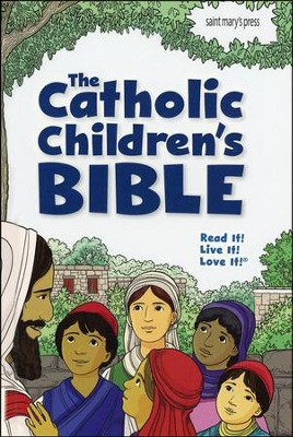 The Catholic Children's Bible   -