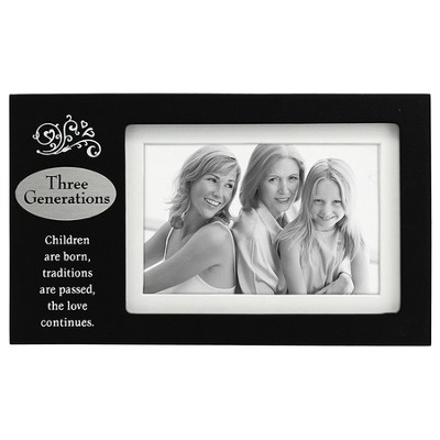 Three Generations Photo Frame  -