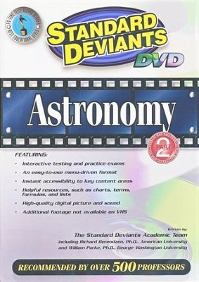 Astronomy DVD 2-Pack (Astronomy 1, Astronomy 2)   -