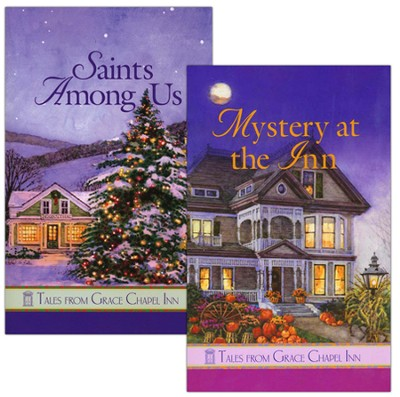 Saints Among Us/Mystery at the Inn, 2 Volumes  -