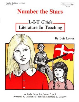 Number The Stars L-I-T Study Guide   -     By: Charlotte Jaffe, Barbara Doherty     Illustrated By: Karen Sigler