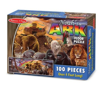 Noah's Ark Floor Puzzle   -     By: Melissa & Doug