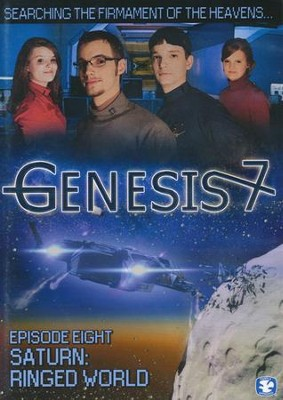 Genesis 7, Episode 8: Saturn Ringed World, DVD    -