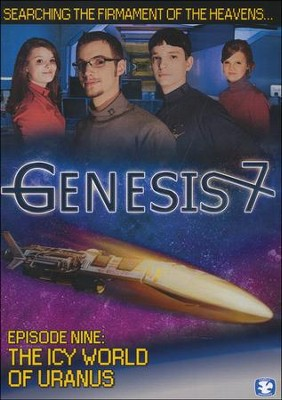 Genesis 7: The Icy World of Uranus, Episode 9--DVD   -