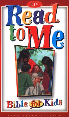 Read to Me Bible 4 Kids (KJV)   -     By: Bible