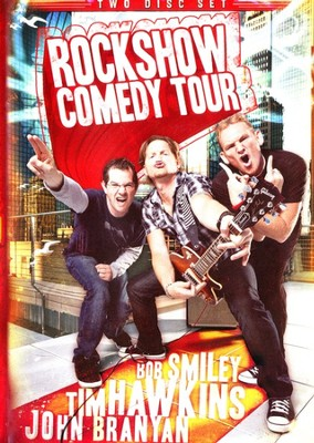 Rockshow Comedy Tour DVD  -     By: Tim Hawkins