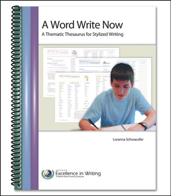 A Word Write Now  -     By: Loranna Schwacofer