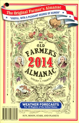 The Old Farmer's Almanac 2014  -