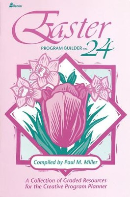 Easter Program Builder #24   -