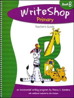 WriteShop Primary Book B   -