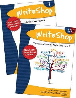 WriteShop Basic Set  -