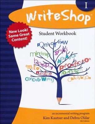 WriteShop 1 Student Workbook   -