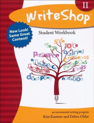 WriteShop 2 Student Workbook   -