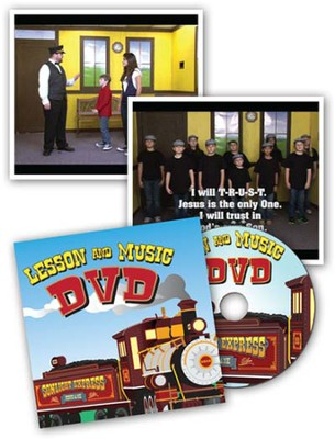 Lesson and Music DVD  -