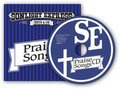 Praise Songs CD  -