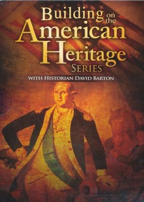Building on the American Heritage Series, 6-DVD Set    -     By: David Barton