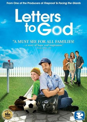 Letters to God, DVD   -
