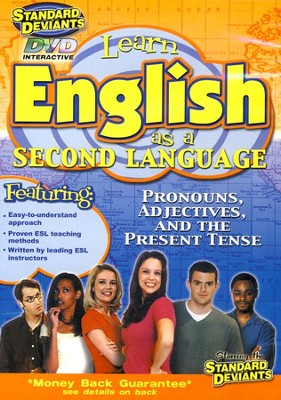 English as a Second Language (ESL) 1, DVD   -